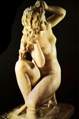Dioses y Poderes Afrodita