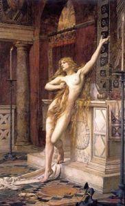 Charles William imaginó así a 'la filósofa'